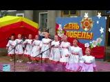 Видео презентация детского вокального коллектива. из материала заказчика.